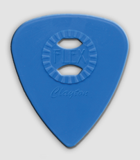 flex acetal grip guitar pick